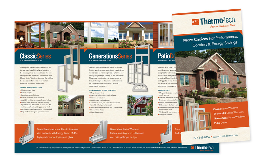 thermo tech full line brochure