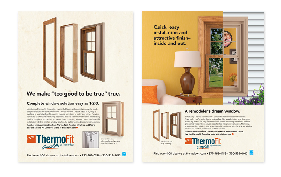 thermo tech thermofit ads